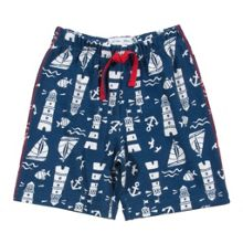 Baby boys lighthouse shorts
