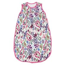 Baby Girls Paisley sleeping bag