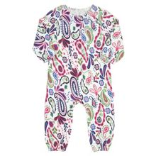 Kite Baby Girls Paisley romper