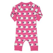 Baby Girls Ewe lamb romper