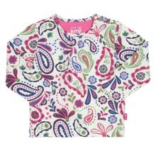 Baby Girls Paisley t-shirt