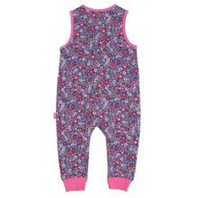 Baby Girls Ditsy dungaree