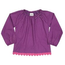 Kite Girls Polka dot blouse
