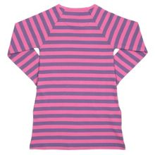 Girls Stripy tunic dress