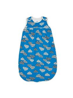 Baby Boys Clouds sleeping bag
