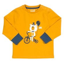 Baby Boys Tricycle bear t-shirt