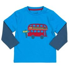 Baby Boys Bus t-shirt