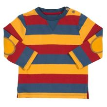 Baby Boys Tri-colour top