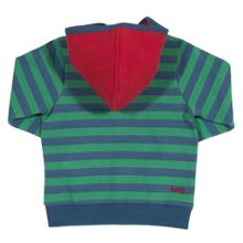 Baby Boys Stripy zip hoody