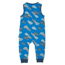 Baby Boys Clouds dungaree