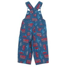 Baby Boys Toy transport dungaree