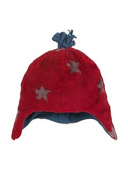Kite Baby Boys Starry fleece hat