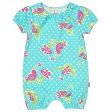 Kite Baby girls Polka bird romper