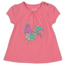Kite Baby girls Rooster tunic
