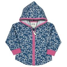 Kite Baby girls Wildflower zip hoody