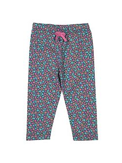 Baby girls Ditsy leggings