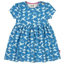 Kite Baby girls Seagull dress
