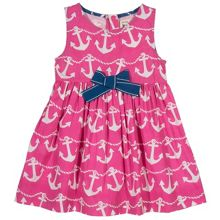 Kite Baby girls Anchor dress & pants
