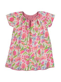 Baby girls Reversible dress & pants