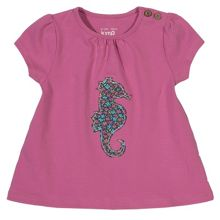 Kite Baby girls Seahorse tunic & legging set