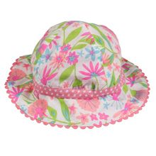 Kite Girls Reversible meadow hat