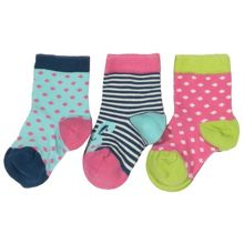 Kite Baby girls 3 pack socks