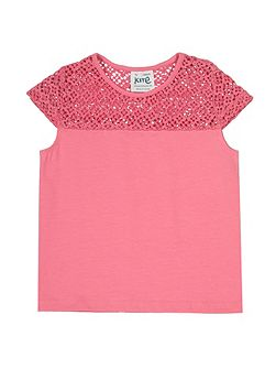 Girls Lace top