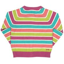 Kite Girls Stripy cardi