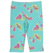 Kite Girls Polka bird pedal pushers