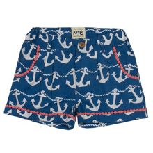 Kite Girls Anchor short