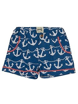 Girls Anchor short