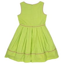 Kite Girls Piped party dress