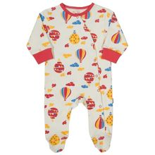 Kite Baby boys Balloons sleepsuit