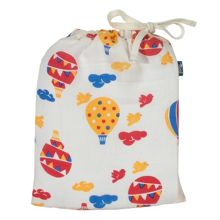 Kite Boys Balloons swaddle