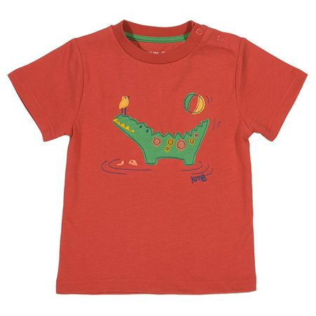Kite Baby boys Crocodile t-shirt