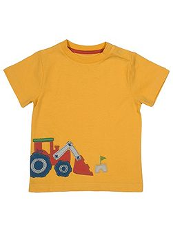Baby boys Tractor t-shirt
