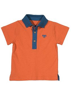 Baby boys Foxy polo shirt