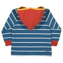 Kite Baby boys Stripy zip hoody