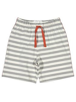 Baby boys Stripy shorts
