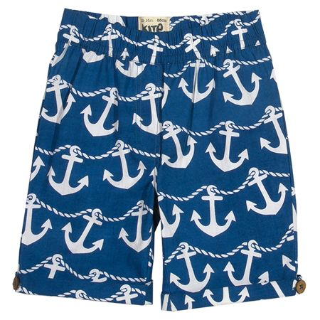 Kite Baby boys Anchor shorts