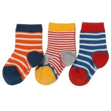 Kite Baby boys 3 pack socks