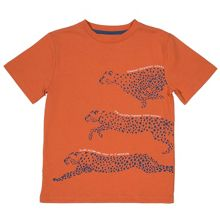 Kite Boys Cheetah t-shirt