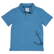 Kite Boys Anchor polo shirt