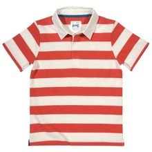 Kite Boys Union Jack rugby shirt