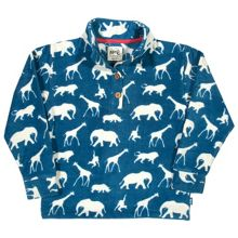 Kite Boys Safari fleece