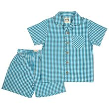 Kite Boys Classic check pyjamas