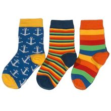 Kite Boys 3 pack socks