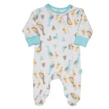 Kite Duckling sleepsuit