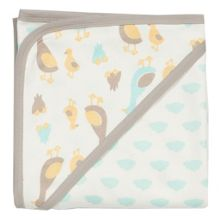 Kite Duckling organic cotton blanket