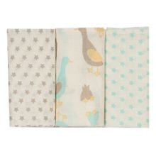 Kite Set of Duckling organic cotton muslin